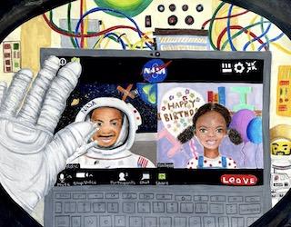 2020 NASA LaRC Art Contest